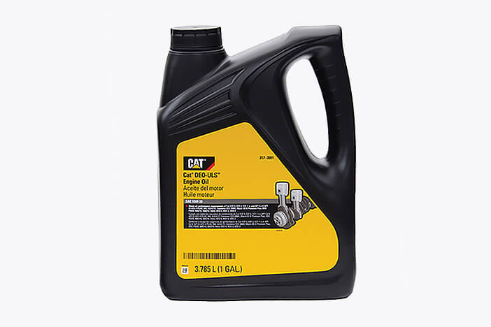 Cat Natural Gas Engine Oil Advanced