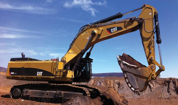 Toromont Cat | Ground Engaging Tools (GET) | Hydraulic Excavators