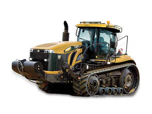 Cat agricultural equipment
