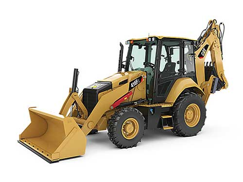 Cat Backhoe Loaders