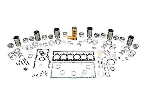 Cat silver tier rebuild kits