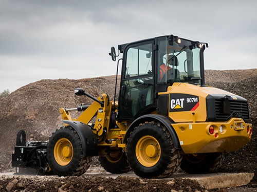 CAT PAYLOAD FOR WHEEL LOADERS