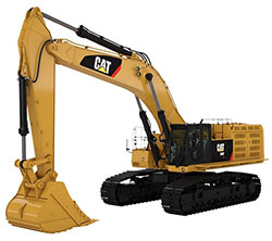 Rent Large Excavator in Hamilton, Ontario