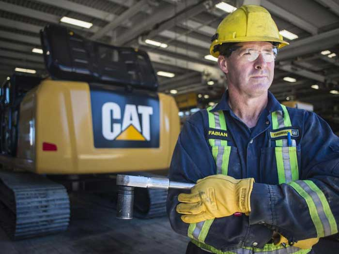 careers at Toromont Cat