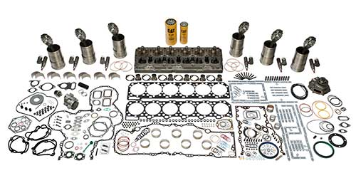 Cat platinum rebuild kit