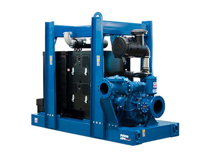 Gorman-Rupp Priming Assit Pumps