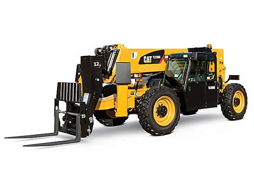 Cat telehandlers