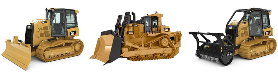 Buy New Cat Dozers from Toromont Cat