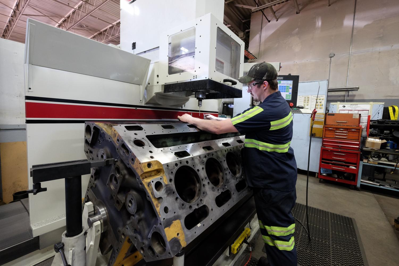 Toromont Cat Certified Power Train Rebuilds Wiring Harness Rebuilders The Program Includes